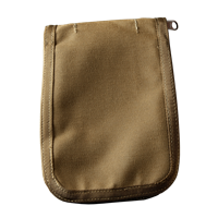 Pocket Notebook Cover - Tan