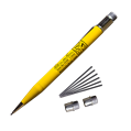 Mechanical Yellow Pencil w/ Black Lead