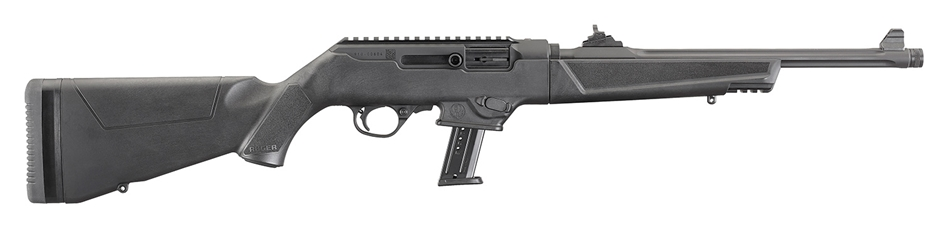 Ruger PC Carbine Takedown 9mm TB Ruger PC Carbine, ruger pistol caliber carbine, ruger pcc, pcc, pistol caliber carbine, pc carbine, 9mm rifle, 9mm carbine