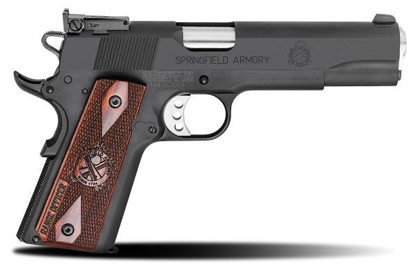 1911 .45 RANGE OFFICER PARKERIZED