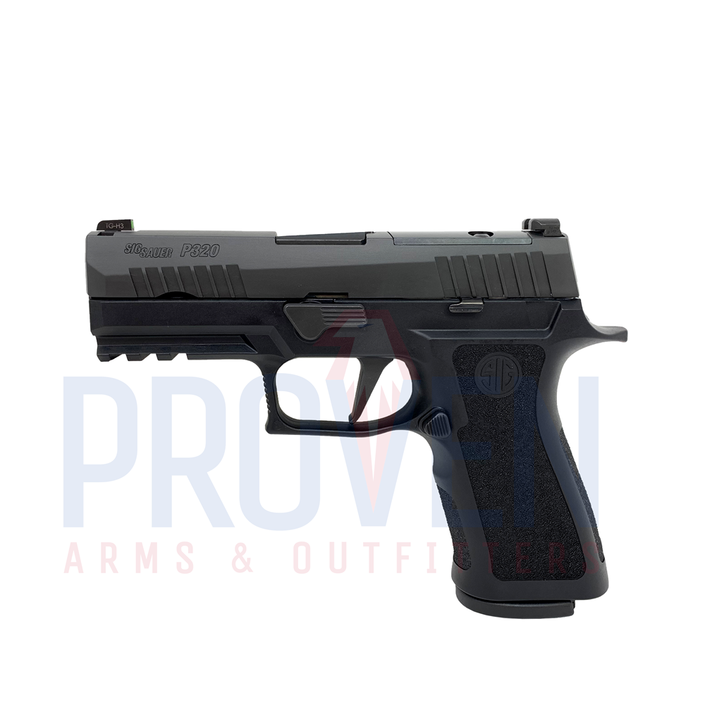 SIG P320 Professional Carry, X-Ray Sights, 9mm