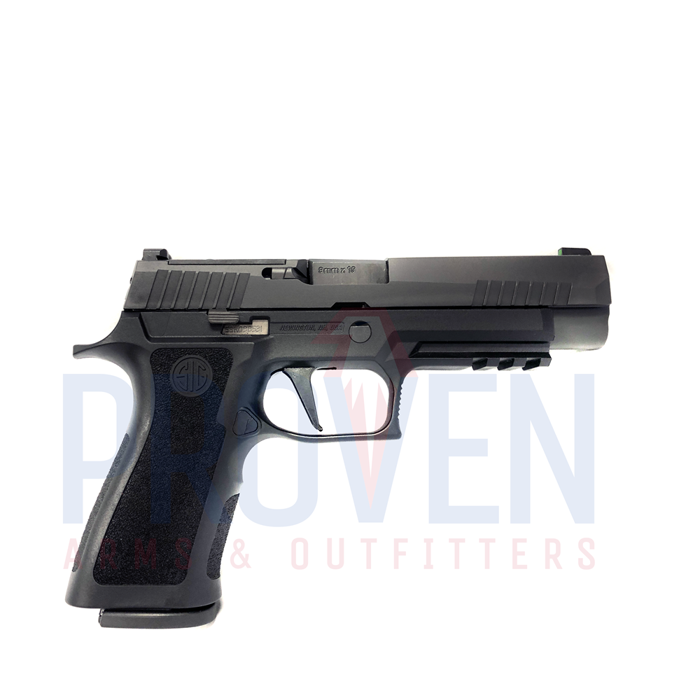 SIG P320 Professional Full Size, X-Ray Sights, 9mm