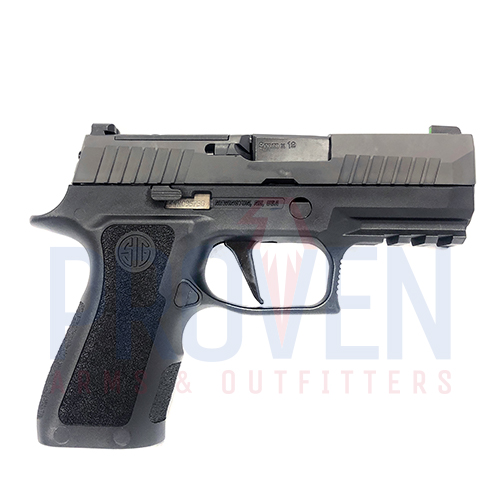 SIG P320 Professional Compact, X-Ray Sights, 9mm