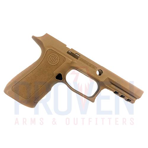 P320 X-Compact Grip Module (Medium Black)   Sig Sauer Grip