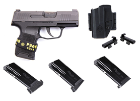 SIG 365 TacPac p365, iop, military discount, le discount, 365, 365 tacpac, p365 tacpac, sig tacpac, sig 365tacpac