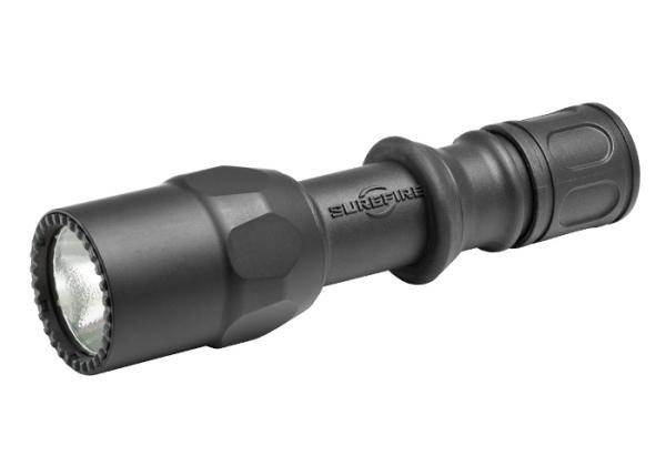 G2ZX COMBATLIGHT, 6 VOLT, SINGLE STAGE 600 LU, POLYMER & ALUM, BLACK, TACTICAL SWITCH