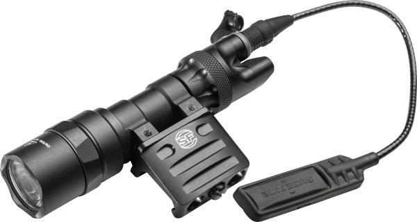 SCOUT LIGHT, 3V, RM45 MOUNT, 500 LUMENS, BLACK WITH DS07 SWITCH