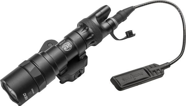 SCOUT LIGHT, 3V, 500 LUMENS,  ADM MOUNT, BLACK, WITH DS07 SWITCH ASSEMBLY
