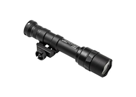 SCOUT LIGHT, 6V, M75 THUMB SCREW MOUNT, 1,000 LUMENS, BLACK, Z68 CLICK ON/OFF TAILCAP
