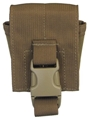Single Frag Grenade Molle Pouch Coyote