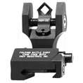 Dioptic Folding Sight, Rear -BLK