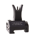 Front M4 Style Folding Sight Black