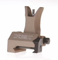M4 Folding Sight, Front - FDE