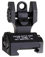 Rear Folding Sight, Black