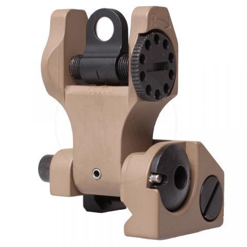 Rear Folding Sight, FDE