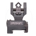 Dioptic Folding Sight, Tritium Black