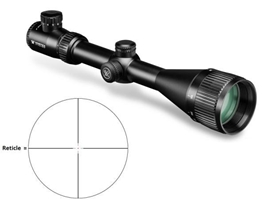 Crossfire II 3-12X56 AO Hog Hunter