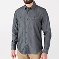 Weekender Chambray - Charcoal