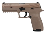 (Combo) P320 9mm Full, FDE, With Blackpoint Holster p365, iop, military discount, le discount