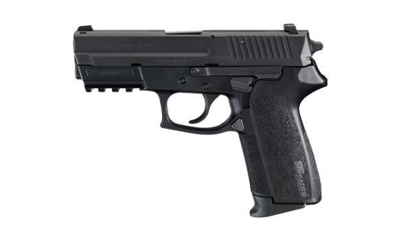 "SIG SP2022 40 FS 3.9"" BK 12rd p365, iop, military discount, le discount"