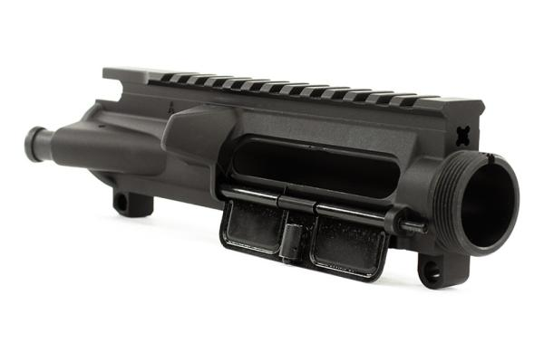 AR15 Assembled Upper Receiver - Anodized Black