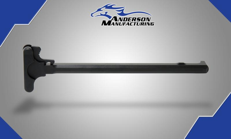 AM-10 Charging Handle anderson manufacturering, anderson firearms, anderson ar36