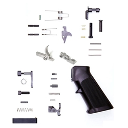 Lower Parts Kit  Stainless Steel Hammer and Trigger anderson manufacturering, anderson firearms, anderson ar45