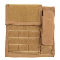 Admin/Flashlight Pouch, Coyote Tan