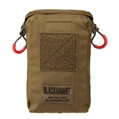 Compact Medical Pouch, Coyote Tan