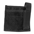 Admin/Compass/Flashlight Pouch - MOLLE, Black