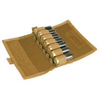 Shotgun 18-Rd Vertical Pouch - Molle, Coyote Tan