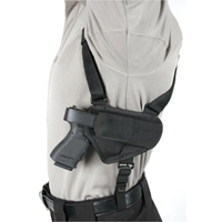 Nylon Horizontal Shoulder Holster, Medium