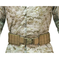 Padded Patrol Belt with IVS