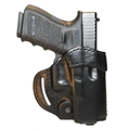 Compact Askins Leather Concealment Holster