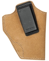 Suede Leather Angle Adjustable ISP Holster