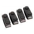 Molded Belt Keepers (Set of 4)