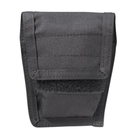 Belt Mounted Double Handcuff Pouch