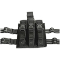 Omega Elite 3 Pocket SMG Magazine Hip Pouch
