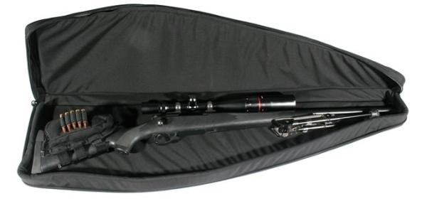 Scoped Rifle Case, 46""