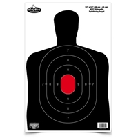 Dirty Bird 12in x 18in BC-27 Silhouette Target - 8 Pack
