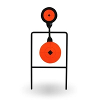 World of Targets Double Mag Spinner Target