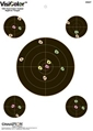 "Visi-color Sightin 8""  Visi-color Targets"