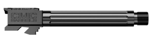 Glock 17 Fluted Barrel
