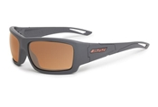 Credence (Gray Frame Mirrored Copper Lenses)