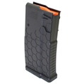Hexmag AR-10/.308 magazine in Black with a 20 Round Capacity