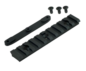Handguard Accessories Rails