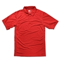 Basic Polo, Warm Red