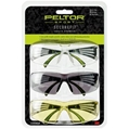 Sport SecureFit 400 Glasses, 3 Pack