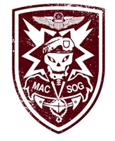MACVSOG Sticker