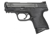 M&P40 Compact, No Mag Safety, No Thumb Safety